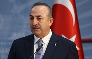 TC Dışişleri Bakanı Çavuşoğlu, kaçırılan...