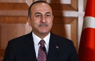 Üç ülke anlaştı! Bakan Çavuşoğlu açıklama...