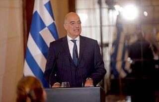 Yunanistan Dışişleri Bakanı Dendias: BM Genel...