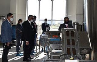 Bakan Çavuşoğlu: Tarımsal sanayinin gelişmesini...