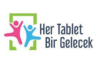 ''Her tablet bir gelecek'' kampanyası