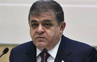 Rus senatör Cabarov: Suriye'nin elinde S-300...