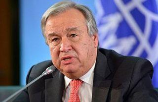 BM Genel Sekreteri Guterres, medyanın müslümanlara...