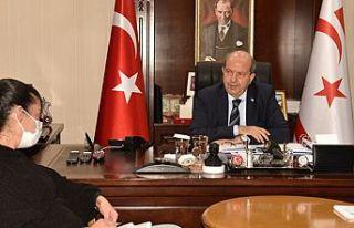 Cumhurbaşkanı Tatar: İki devletlilikten başka...