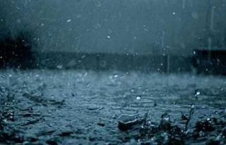 En çok yağışı metrekareye 46 kilogramla Yenierenköy...