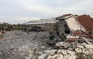 Esed rejiminin İdlib'e saldırısında 2 sivil...