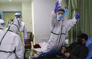 Güney Kıbrıs'ta bugün 2 kişi koronavirüs nedeniyle...
