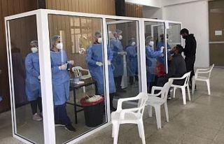PCR testlerinde yoğunluğu azaltmak için yenitest...