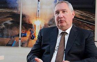 Rogozin'den Elon Musk'ın Mars'a termonükleer...