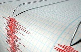 Rusya'da 6.6 büyüklüğünde deprem meydana...