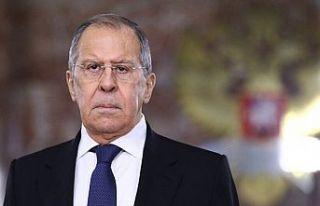 Rusya Dışişleri Bakanı Lavrov: AB ile bir örgüt...