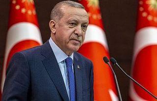 TC Cumhurbaşkanı Erdoğan: Nevruz'un yeşerttiği...
