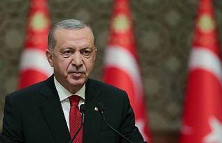 TC Cumhurbaşkanı Erdoğan: Yeni kontrollü normalleşme...