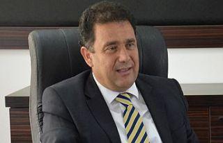 Başbakan Saner:Türkiye'den KKTC'ye 430 milyon...