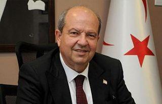 Cumhurbaşkanı Tatar Paskalya Yortusu nedeniyle mesaj...