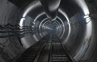 Güzelyurt ve Mesarya Ovası Ortak Sulama Tüneli'nin...
