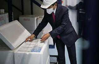Japonya, Kovid-19 aşılarının soğuk zincir ağı...