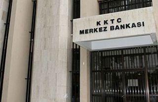 KKTC Merkez Bankası TL mevduatların faiz oranlarını...