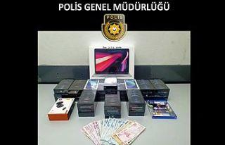 Lefkoşa'da hırsızlık