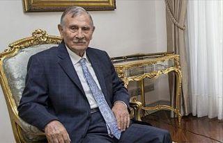 Türkiye Cumhuriyeti eski Başbakanlarından Yıldırım...