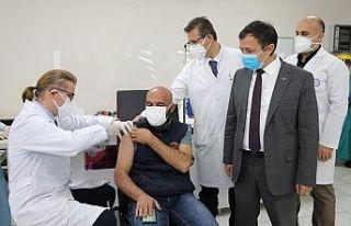 Türkiye'nin koronavirüs aşısında FAZ-2 çalışmalarının...