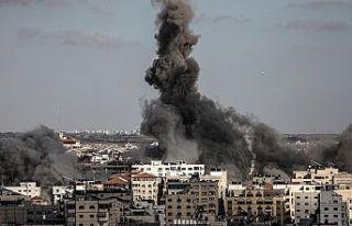 ABD yönetimi İsrail'in Gazze'ye yönelik...