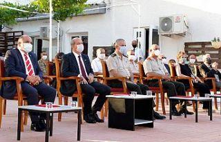 Cumhurbaşkanı Tatar, merhum Zeki Taner için düzenlenen...