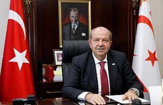 Cumhurbaşkanı Tatar Ramazan Bayramı dolayısıyla...