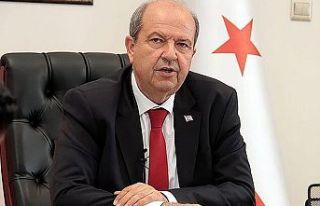 Cumhurbaşkanı Tatar: Yeni havaalanına Dr. Fazıl...