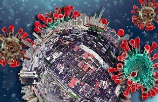 Dünya Genelinde Kovid-19 vaka sayısı 155 Milyonu...