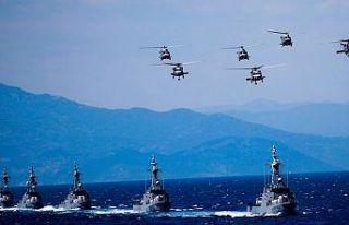 Ege Denizi ve Doğu Akdeniz'de DENİZKURDU-2021...