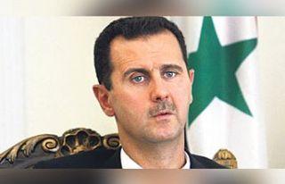Esad: Batı'nın sözlerinin değeri yok