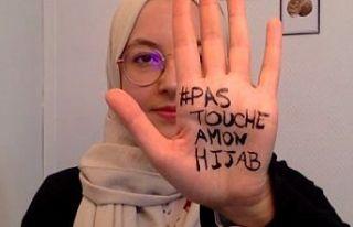 Fransa'da Müslüman kadınlar 'Başörtüme...