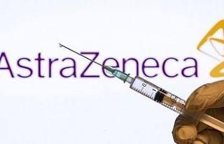 Güney Kıbrıs'ta Astrazeneca aşısı olan bir...