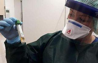 Güney Kıbrıs'ta bugün 157 yeni koronavirüs...