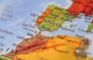 İspanya'nın Kuzey Afrika'daki toprağı...