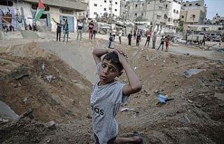 İsrail Güvenlik Kabinesi Gazze'de ateşkesi...
