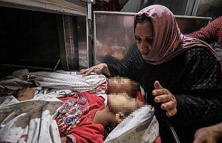 İsrail'in Gazze'ye saldırısında 9'u...
