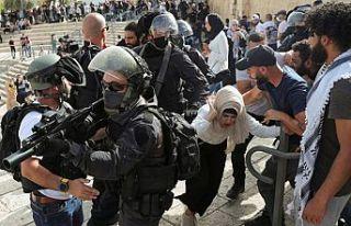 İsrail yine Mescid-i Aksa'yı hedef aldı: 281...
