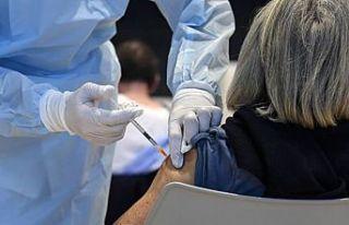 İtalya'da Kovid-19 aşısı olanların sayısı...