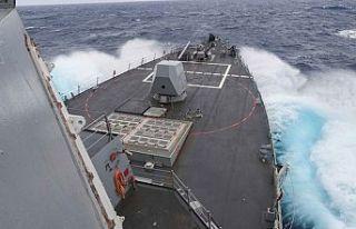 Japonya'da füze savunmaya yönelik aegis donanımlı...