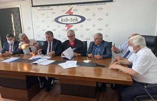 KIB-TEK ile El-Sen uzlaştı