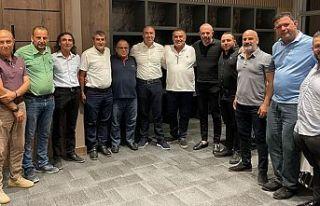 Mağusa kulüplerinden Sertoğlu'na destek