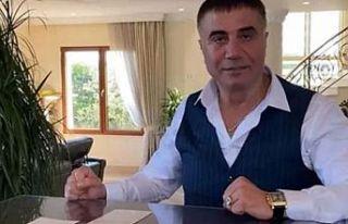 Sedat Peker'e yakalama kararı
