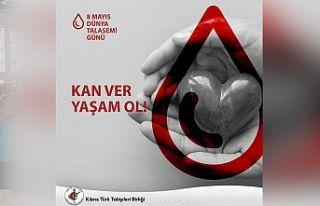 Tabipler Birliği'nden 8 Mayıs Dünya Talasemi...
