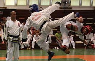 Taekwondocular 19 Mayıs anısına yarıştı