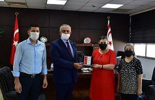 Tarım ve Doğal Kaynaklar Bakanı Çavuşoğlu, KHYD...