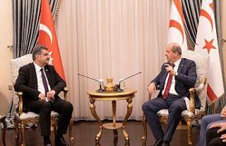 Tatar: Türkiye'nin desteği ile siyasetimiz dünya...