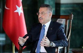 Türkiye Cumhuriyeti Cumhurbaşkanı Yardımcısı...