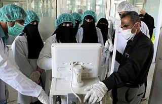 Unıcef: Yemen'de Kovid-19'a yakalananların...